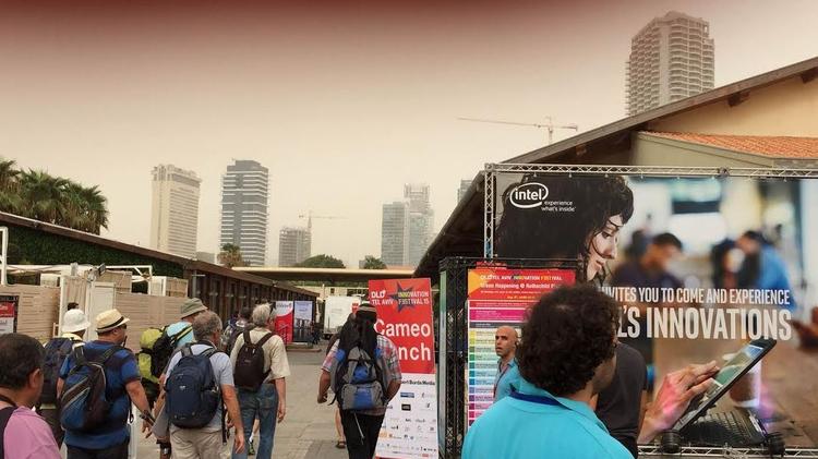 DLD Tel Aviv Innovation Festival 2015