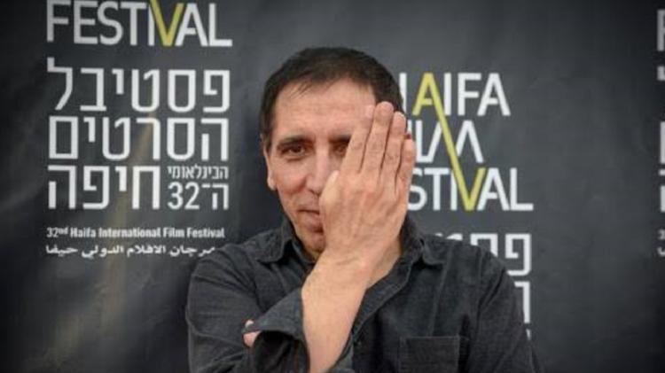 Acclaimed Iranian filmmaker Mohsen Makhmalbaf at the Haifa Film Festival 2016