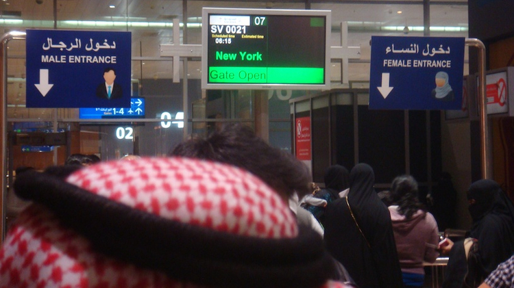 Saudi's national carrier Saudia to ban mixed-gender flights