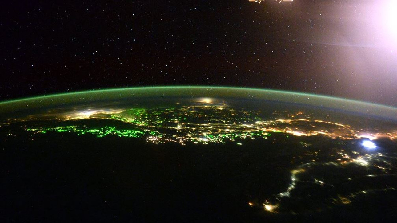 كيف يبدو كوكب الأرض من محطة الفضاء الدولية؟
