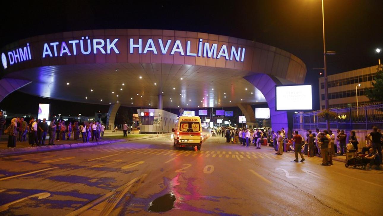 الإرهاب يستهدف تركيا