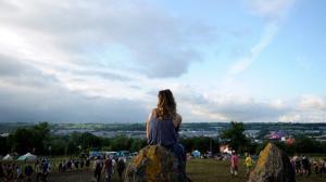 Music and mud as Glastonbury Festival kicks off