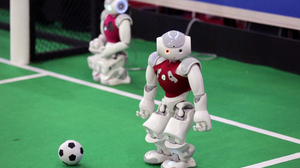 Students head to Tehran for robot world cup