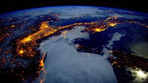 Le regard de Scott Kelly dans l'espace pendant 340 jours