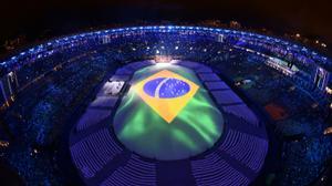 La fête était au rendez-vous à Rio lors de la cérémonie de clôture des JO
