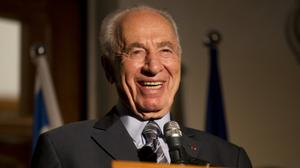 The life and legacy of Shimon Peres