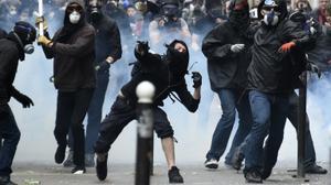 Paris prepares for labour demo Thursday one week after violent clashes