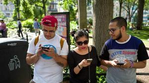 Pokemon Go mania drives players into wild outdoors