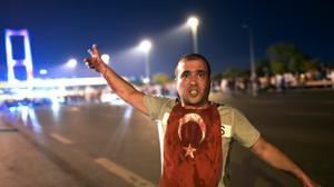 How the dramatic attempted coup in Turkey unfolded