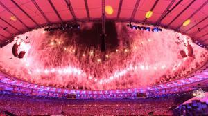Ouverture des JO de Rio!