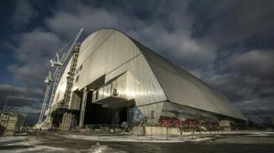 Ukraine moves new safety dome over Chernobyl's doomed reactor
