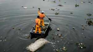 Olympic sailors to get garbage-free waters - maybe