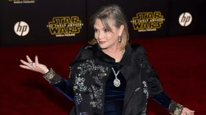 Remembering Hollywood's 'princess' Carrie Fisher