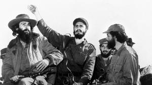 Fidel Castro through the decades