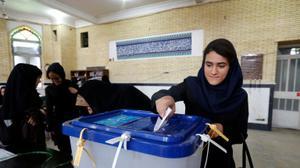 Second tour des élections législatives en Iran
