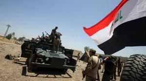 Opération pour reprendre Falluja