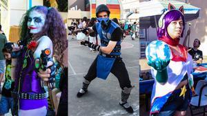 Heroes and villains make a BANG! at Tel Aviv's ICon festival