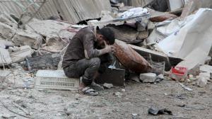معركة حلب ومأساة النزوح