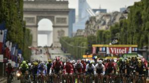 Froome remporte son 3e Tour de France
