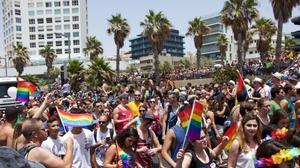 Aux couleurs de l'arc-en-ciel: Tel-Aviv célèbre la Gay Pride