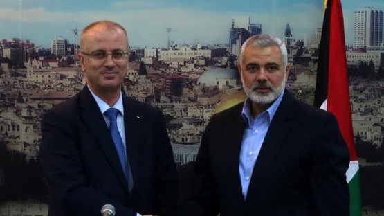 Palestinian govt 'willing to step down for unity'