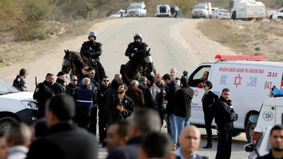 Israël: 2 morts dont un policier lors de violents heurts dans un village bédouin