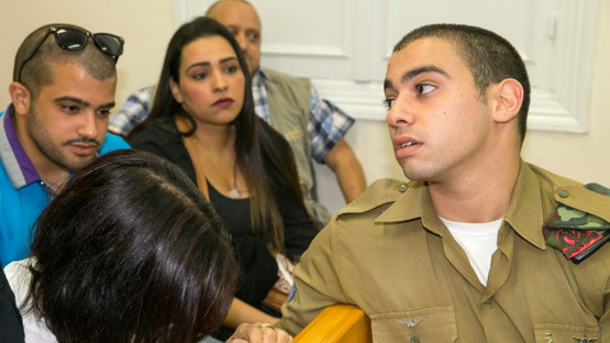 Hebron soldier on trial for manslaughter takes to witness stand for first time