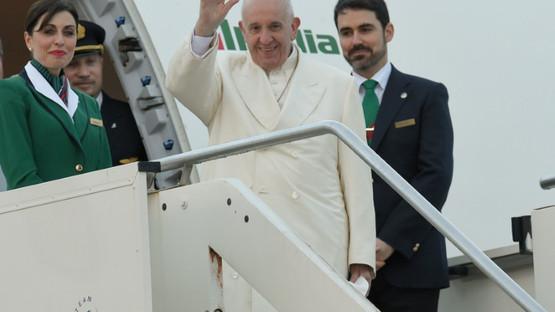 Rencontre historique du pape François à Cuba avec le patriarche orthodoxe russe