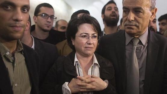 Three Arab-Israeli MKs suspended for visiting families of Palestinian terrorists