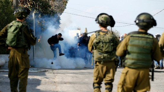 At least three Palestinian assailants killed in four attempted attacks
