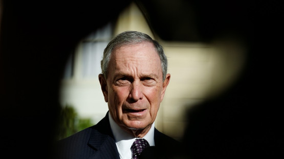 Former NYC Mayor Bloomberg mulls 2016 presidential bid