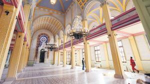 Turkish synagogue hosts first Jewish wedding in four decades