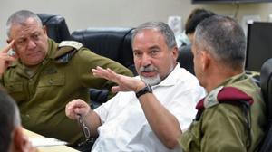 Lieberman tells Palestinian media next war with Hamas 'will be their last'