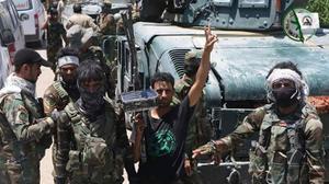 القوات العراقية تبدأ عملية لاستعادة منطقة الشرقاط من داعش