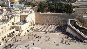 Israël: le ministre des Transports veut desservir le Kotel par train rapide