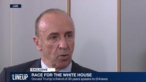 مقرب من ترامب لـI24News: سيعيد التفاوض مع إيران حول الاتفاق النووي حتما