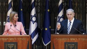 Israel, EU assert important relationship amid tensions over labeling policy