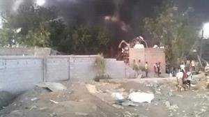 اليمن: ابادة 3 أسر مكونة من 16 شخصا في غارة للتحالف العربي