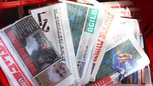Relaying press releases and revisiting the Gaza war: Hebrew-language media review