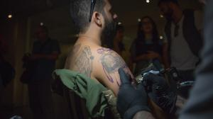 Tattoo artists give 'healing ink' to Israeli victims of terror and war