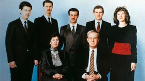 Syrian president's mother Anissa Assad dies aged 86