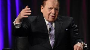 Trump scores first major newspaper endorsement from Adelson-owned daily
