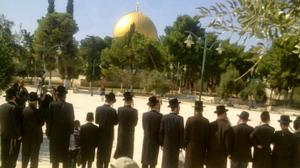 """Mont du Temple: """"Le statu quo discrimine les Juifs"""" (ministre israélien)"""