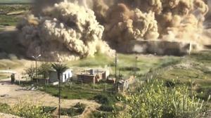 Syrie: un site archéologique assyrien vandalisé par l'EI