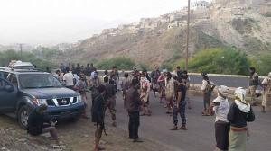 إتمام اكبر عملية لتبادل الأسرى بين المقاومة والحوثيين في تعز