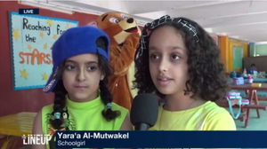 Exclusive: The ten-year-old Yemeni girl on a mission to stop the war