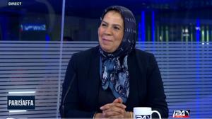 """""""J'adore parler avec les Israéliens et les Palestiniens"""" (Latifa Ibn Ziaten)"""