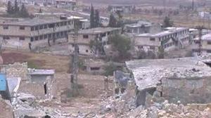 سوريا: فصائل معارضة تقول إنها استعادت مخيم حندرات وحجاب يائس من الهدنة ويطالب بتدخل...