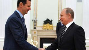 Putin and Assad discussed Israel in secret: report