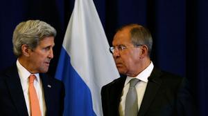 La Russie rejette les principes de Kerry sur le conflit israélo-palestinien